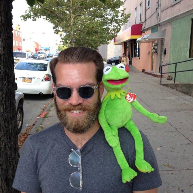 David Torrance Kermit