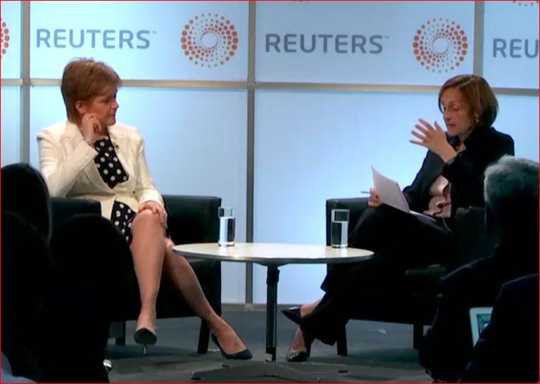 N sturgeon Reuters